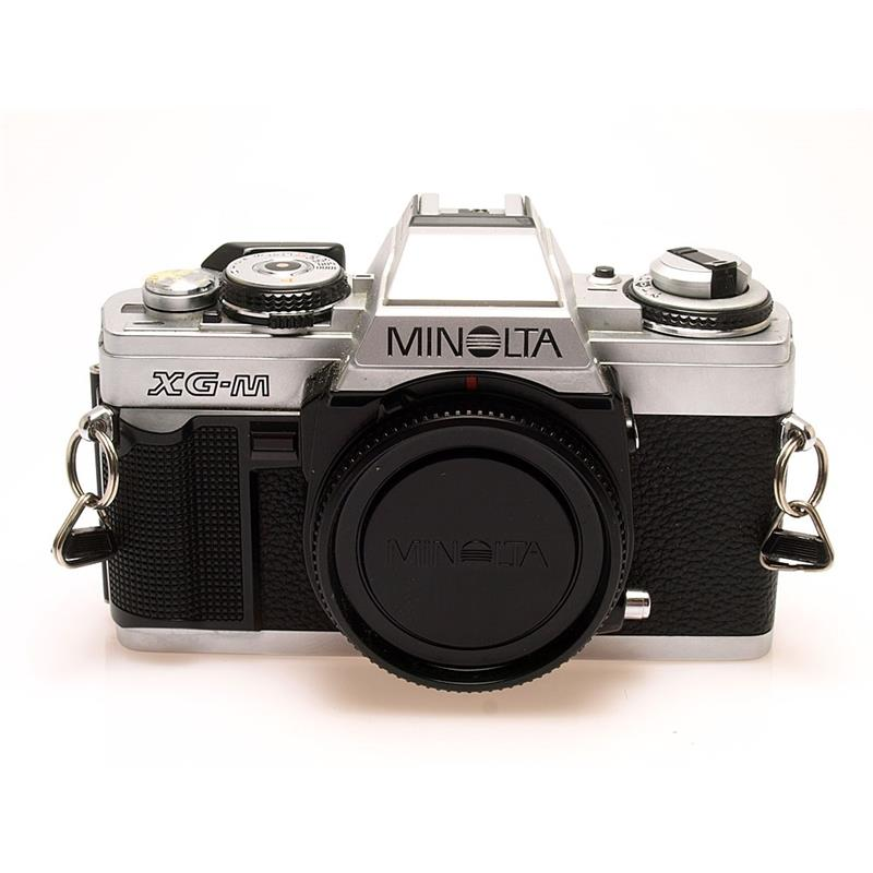 Minolta XGM Chrome Body Only Thumbnail Image 0