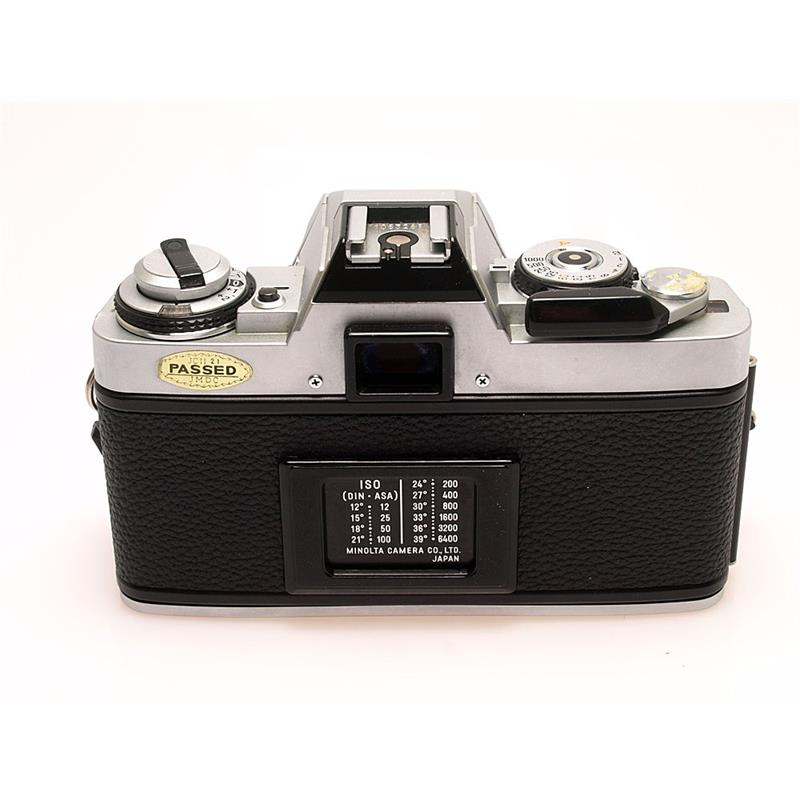 Minolta XGM Chrome Body Only Thumbnail Image 1