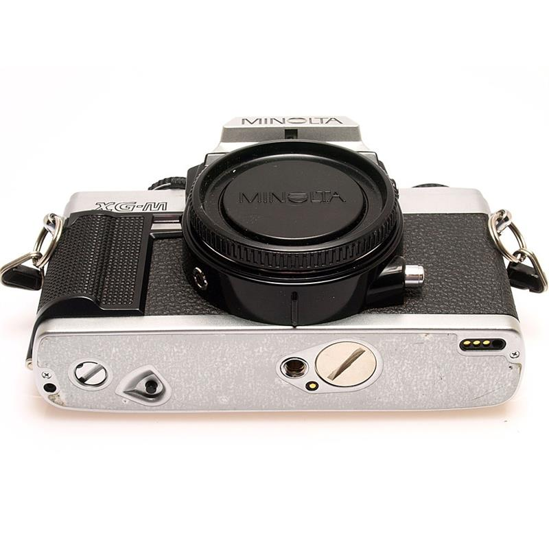 Minolta XGM Chrome Body Only Thumbnail Image 2