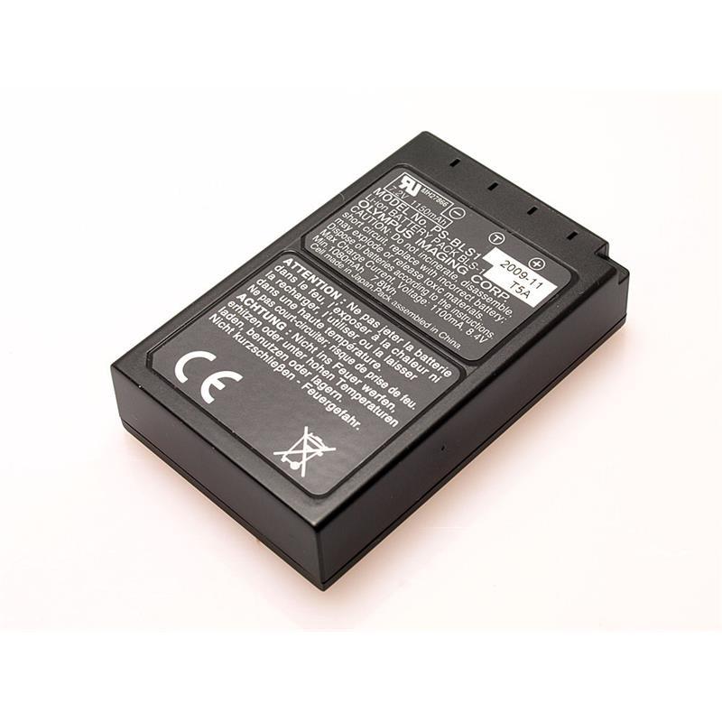 Olympus BLS-1 Battery (E-P1,E-PL1,E-P2) Thumbnail Image 0