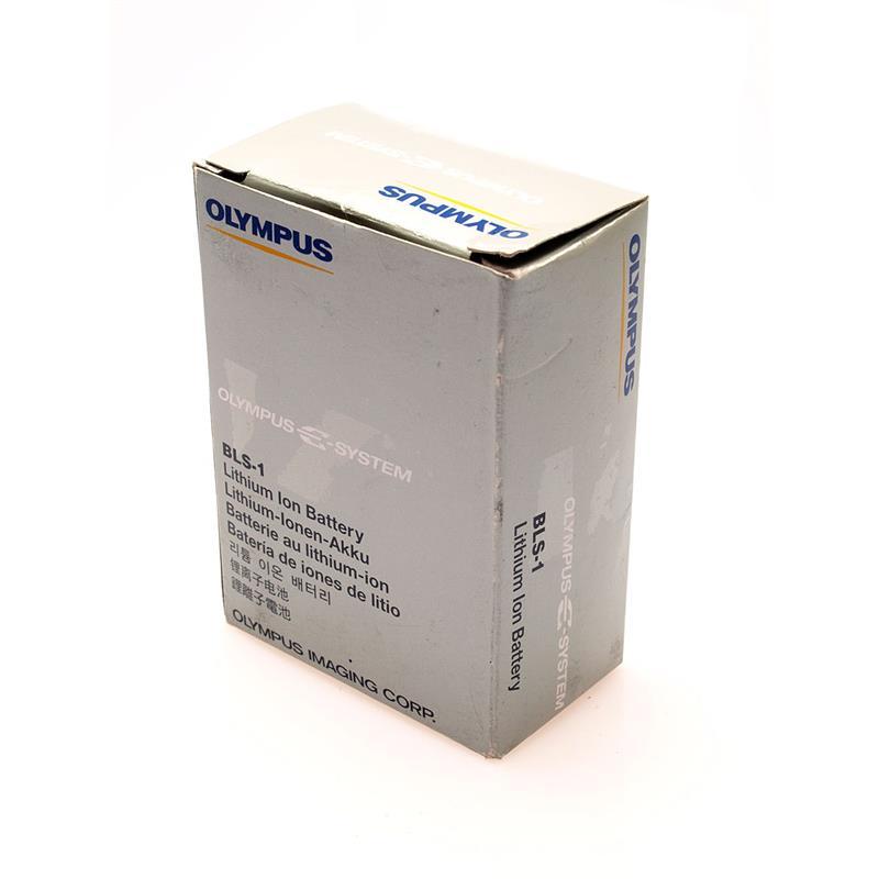 Olympus BLS-1 Battery (E-P1,E-PL1,E-P2) Thumbnail Image 1