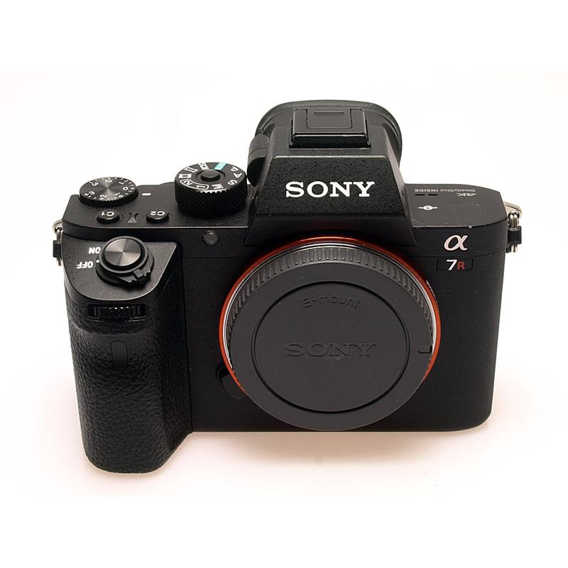 Sony Alpha 7R II Body Only Thumbnail Image 0