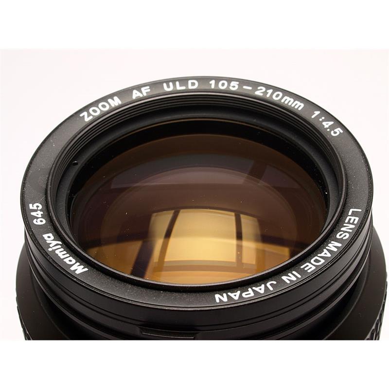 Mamiya 105-210mm F4.5 AF ULD Thumbnail Image 1