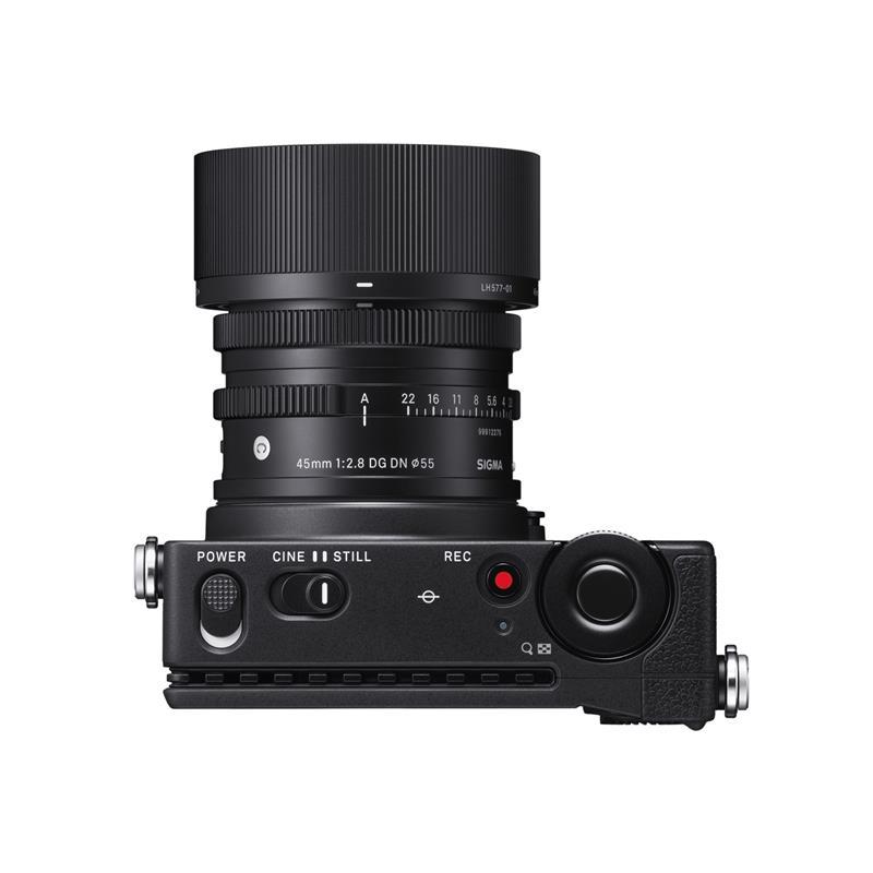 Sigma fp + 45mm 2.8 DG DN Thumbnail Image 0