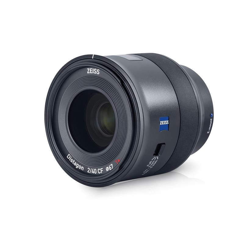 Zeiss 40mm F2 Batis Distagon T* - Sony E Thumbnail Image 0