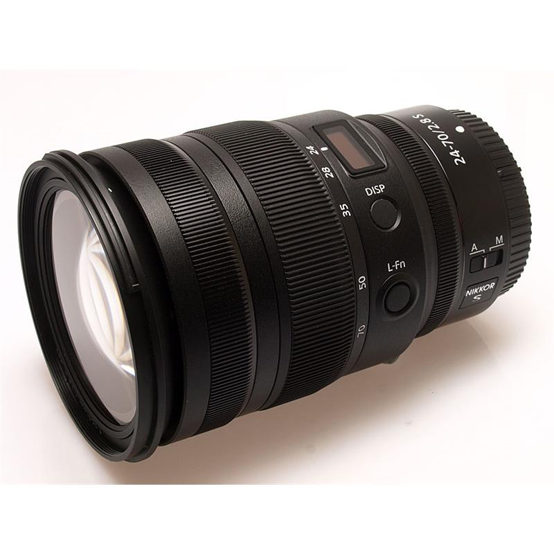 Nikon 24-70mm F2.8 S Z  Thumbnail Image 0