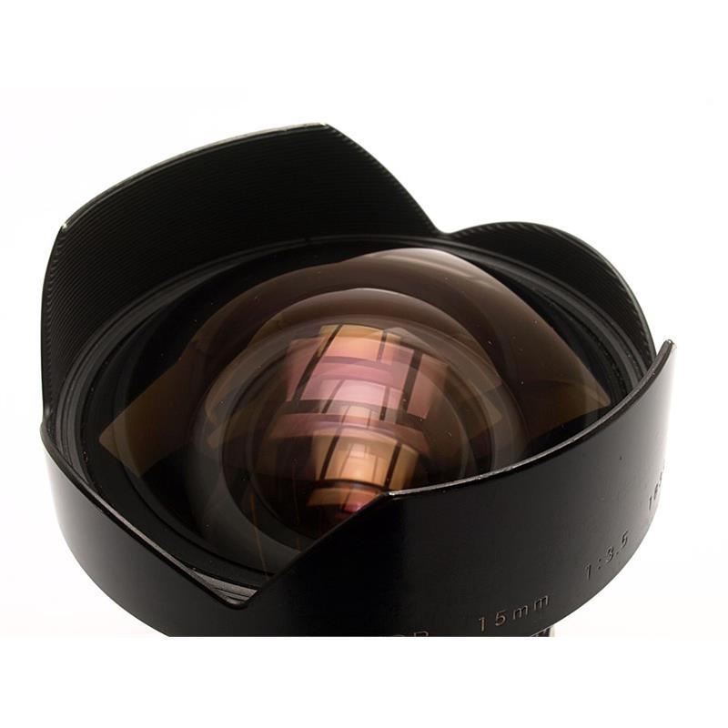 Nikon 15mm F3.5 AIS Thumbnail Image 1