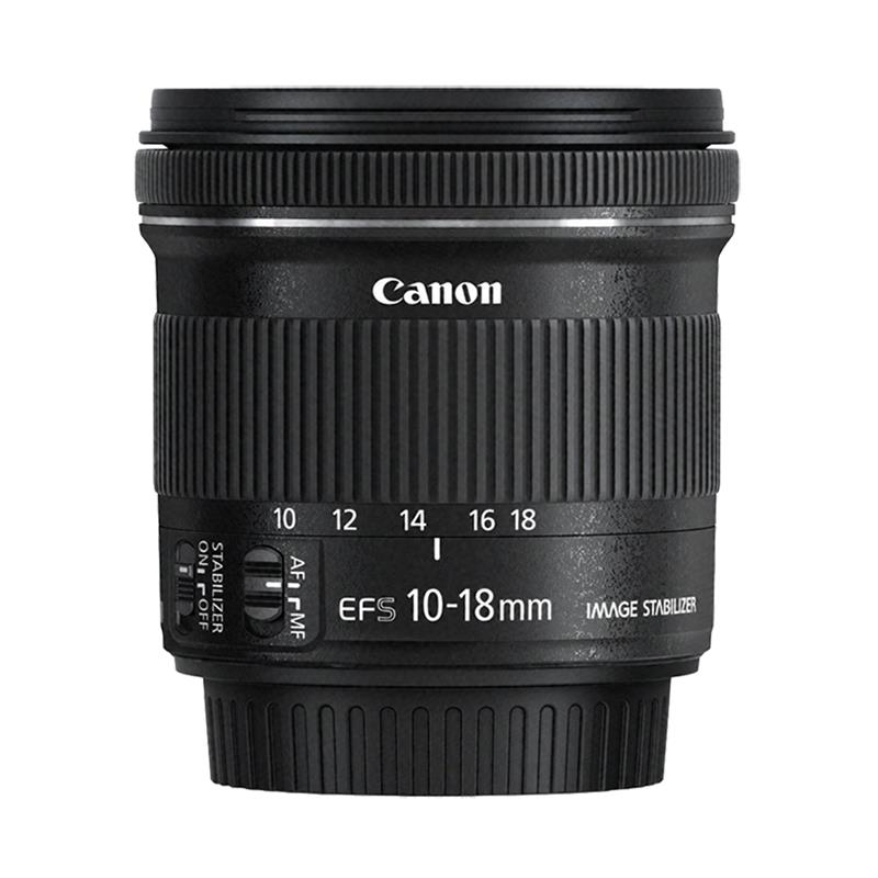 Canon 10-18mm F4.5-5.6 IS STM EF-S - Sale Image 1