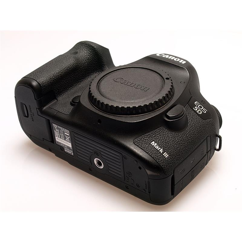 Canon EOS 5D III Body Only Thumbnail Image 2