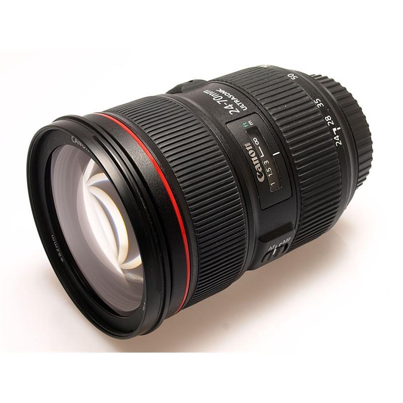 Canon 24-70mm F2.8 L USM II Thumbnail Image 0