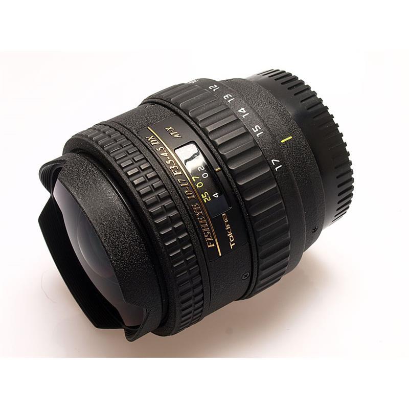 Tokina 10-17mm F3.5-4.5 DX Fish Eye ATX - Nikon Thumbnail Image 0
