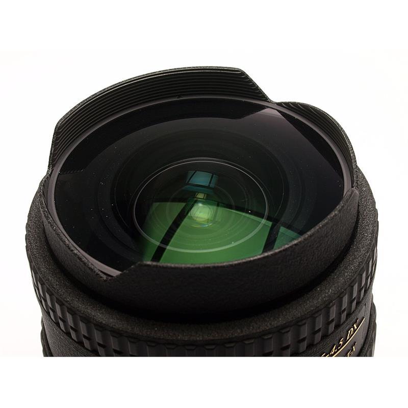 Tokina 10-17mm F3.5-4.5 DX Fish Eye ATX - Nikon Thumbnail Image 1