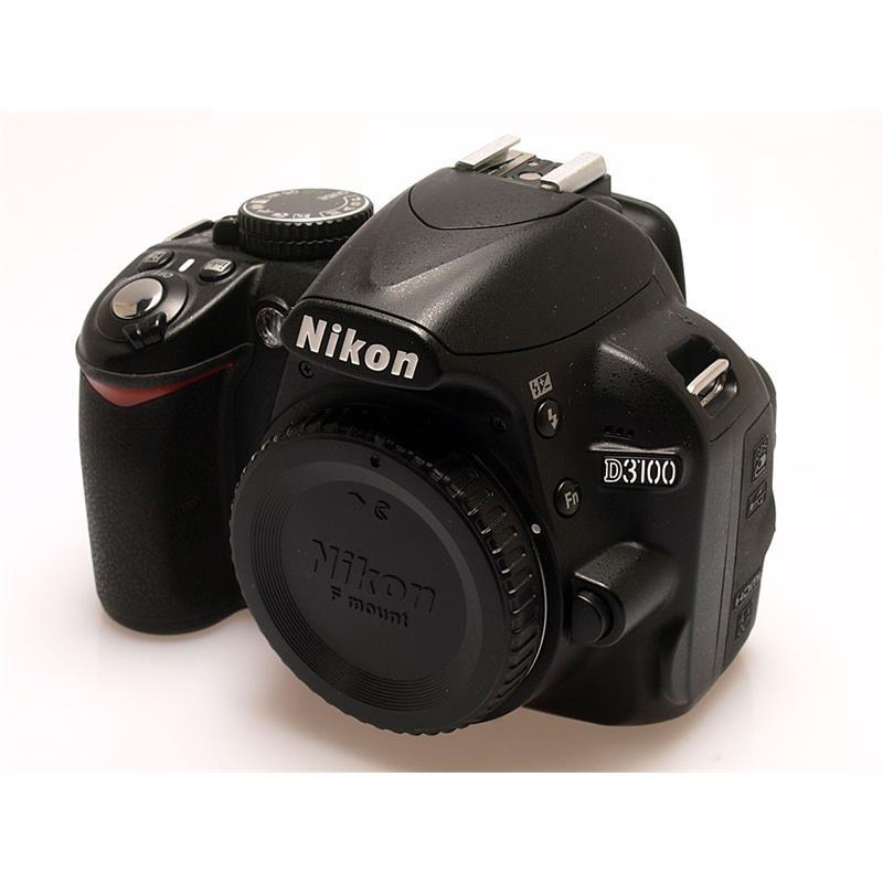 Nikon D3100 Body Only Thumbnail Image 0