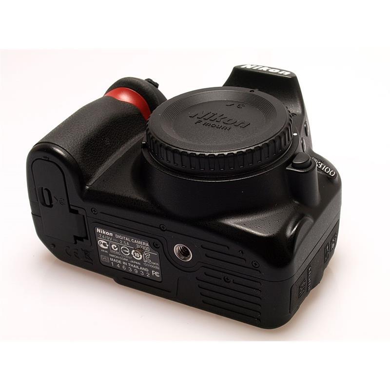 Nikon D3100 Body Only Thumbnail Image 2