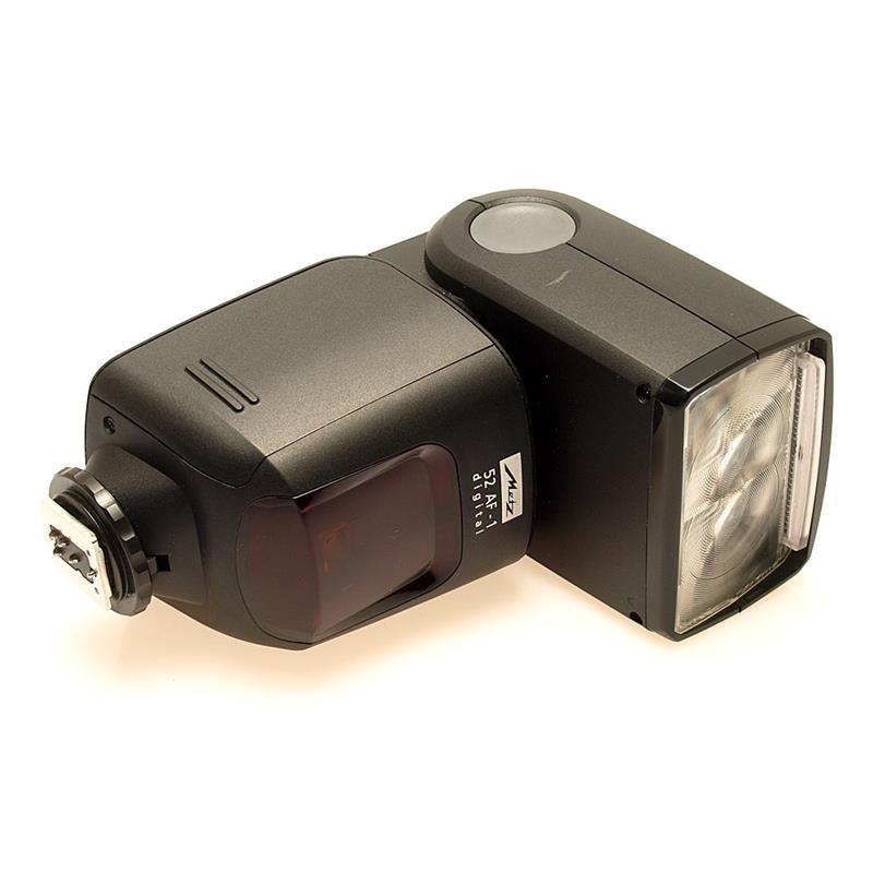 Metz 52 AF-1 Flashgun - Olympus/Panasonic Thumbnail Image 0