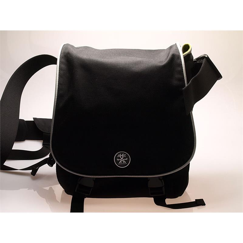 Crumpler Long Schlong - Black Image 1