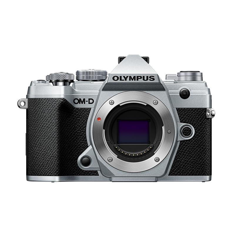 Olympus OM-D E-M5 III Body Only - Silver Thumbnail Image 0