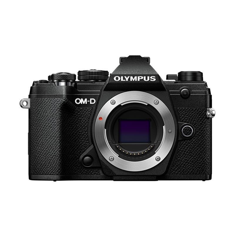 Olympus OM-D E-M5 III Body Only - Black Thumbnail Image 0