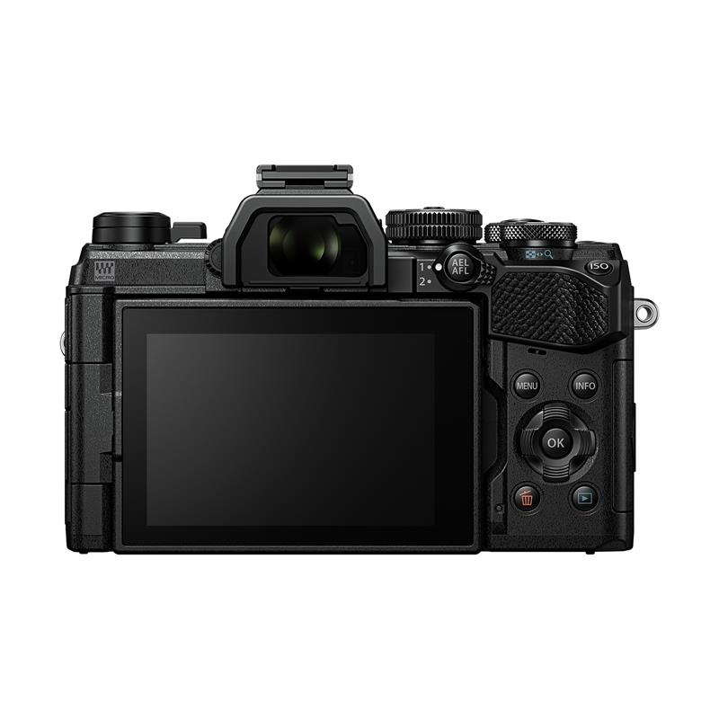 Olympus OM-D E-M5 III Body Only - Black Thumbnail Image 2