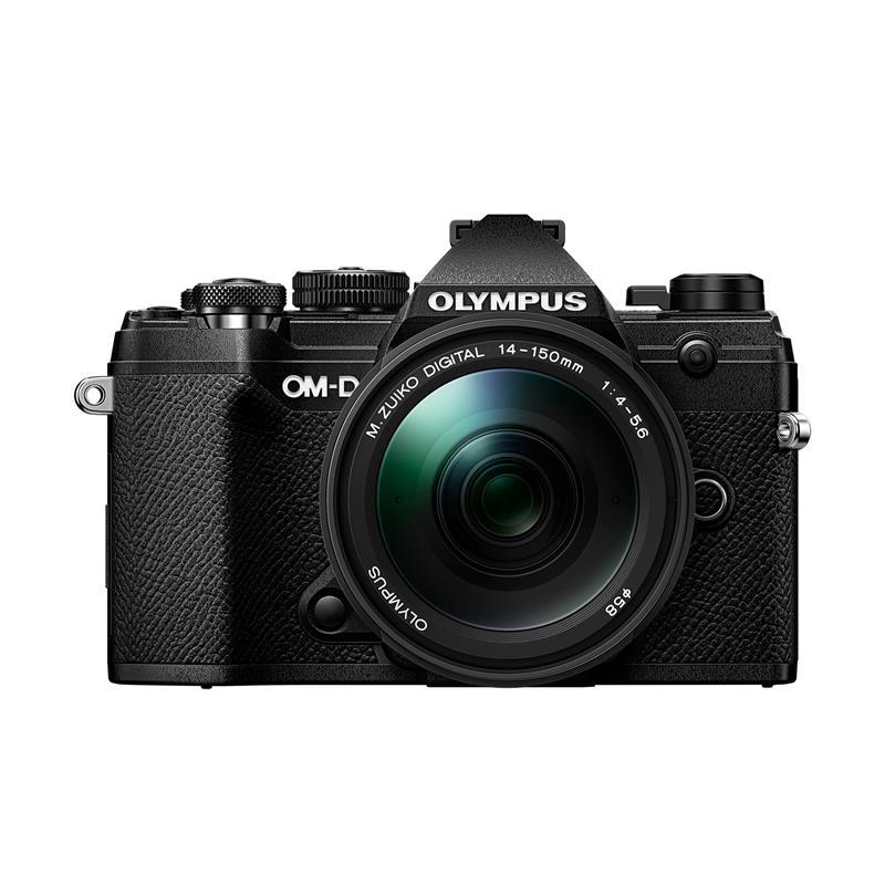 Olympus OM-D E-M5 III + 14-150mm Kit - Black Thumbnail Image 0