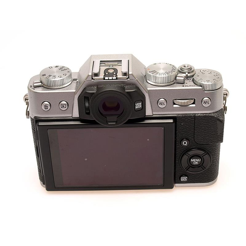 Fujifilm X-T20 Body Only - Silver Thumbnail Image 1