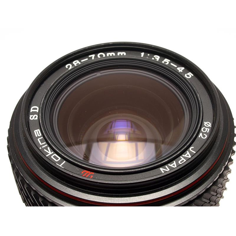 Tokina 28-70mm F3.5-4.5 SD - Olympus OM Thumbnail Image 1