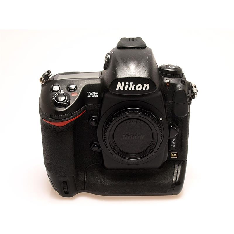 Nikon D3X Body Only Image 1