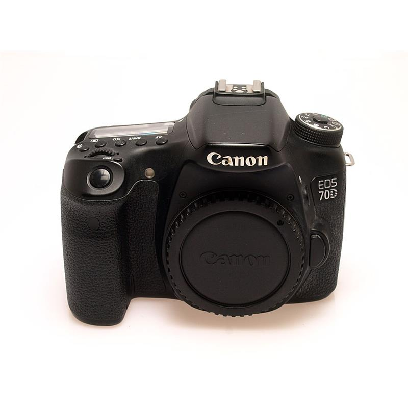Canon EOS 70D Body Only Thumbnail Image 0