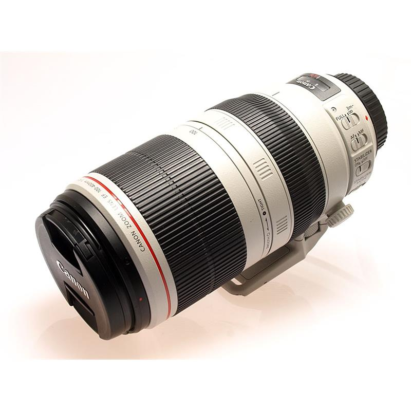 Canon 100-400mm F4.5-5.6 L IS II USM Thumbnail Image 0