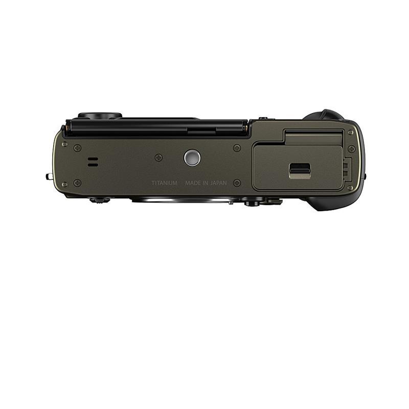 Fujifilm X-Pro3 Body Only - Duratect Black  Thumbnail Image 1