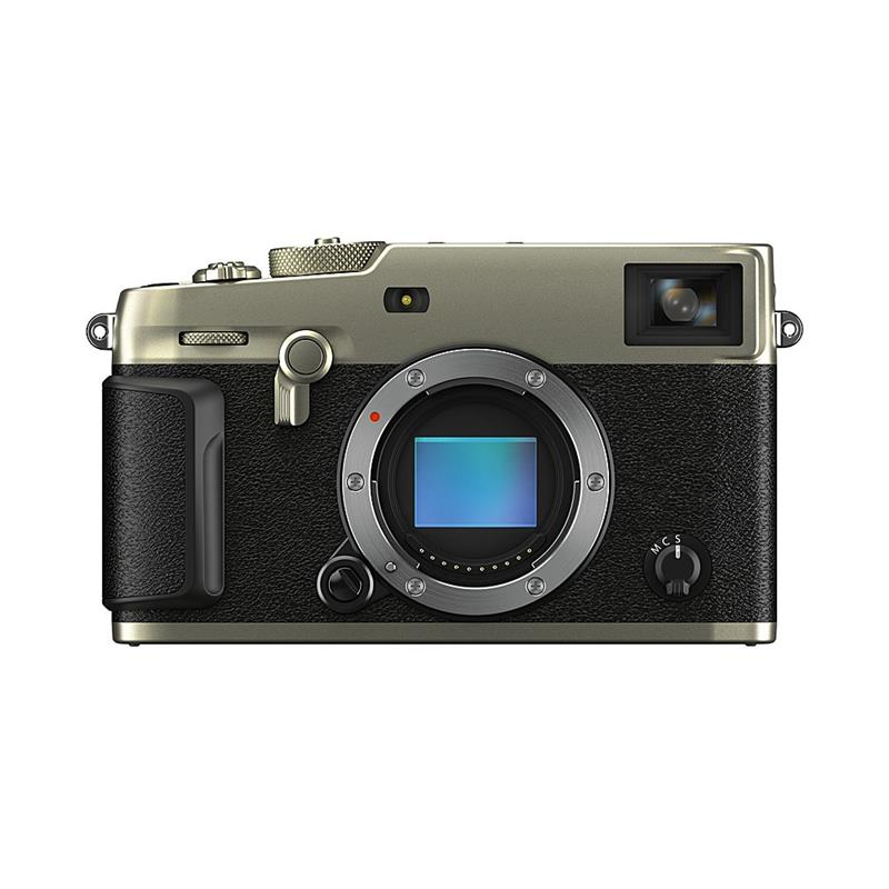 Fujifilm X-Pro3 Body Only - Duratect Silver  Thumbnail Image 0