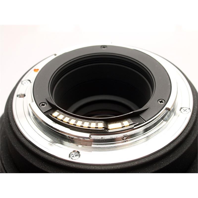 Sigma 150-500mm F5-6.3 APO DG OS HSM - Canon E Thumbnail Image 2