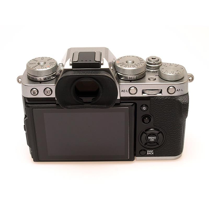 Fujifilm X-T3 Body Only - Silver Thumbnail Image 1
