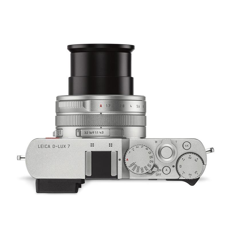 Leica D-Lux 7 - Silver Thumbnail Image 2