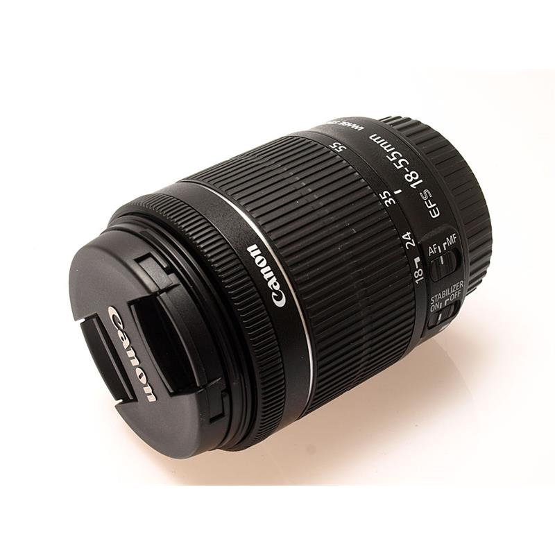 Canon 18-55mm F3.5-5.6 IS STM Image 1