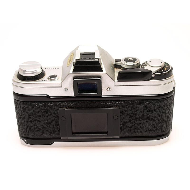 Canon AE1 Chrome Body Only Thumbnail Image 1