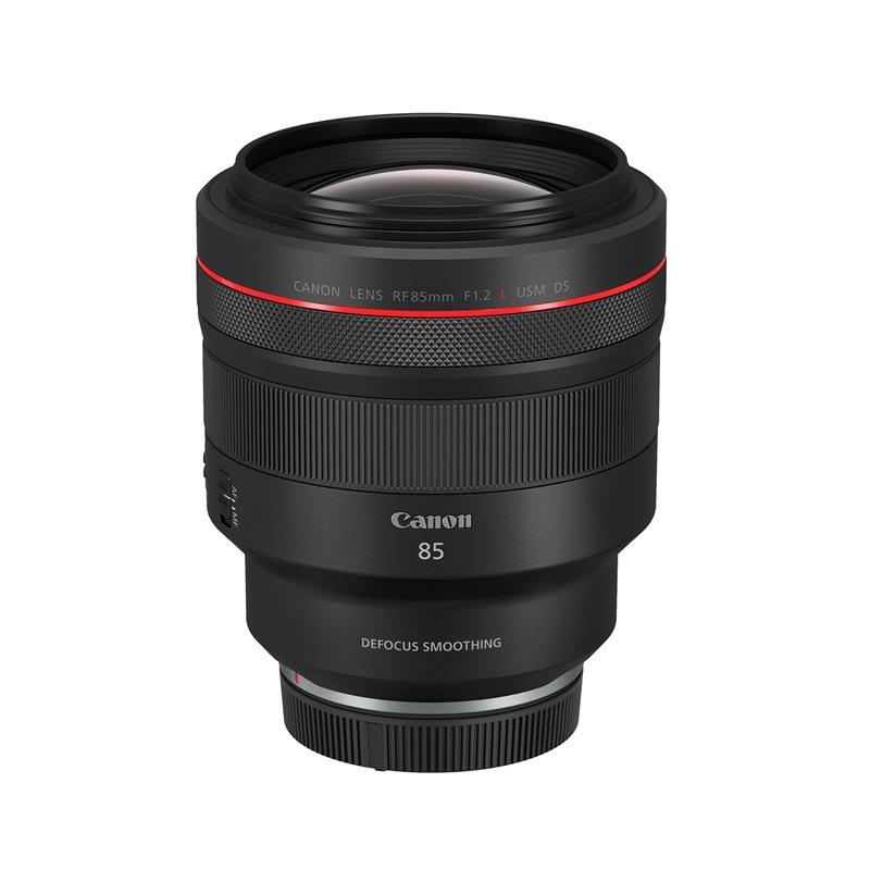 Canon 85mm F1.2 RF L USM DS - Voucher Code CAN10 Thumbnail Image 2