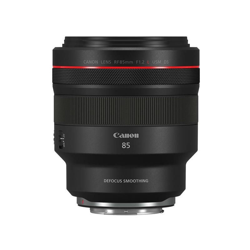 Canon 85mm F1.2 RF L USM DS - Voucher Code CAN10 Thumbnail Image 0