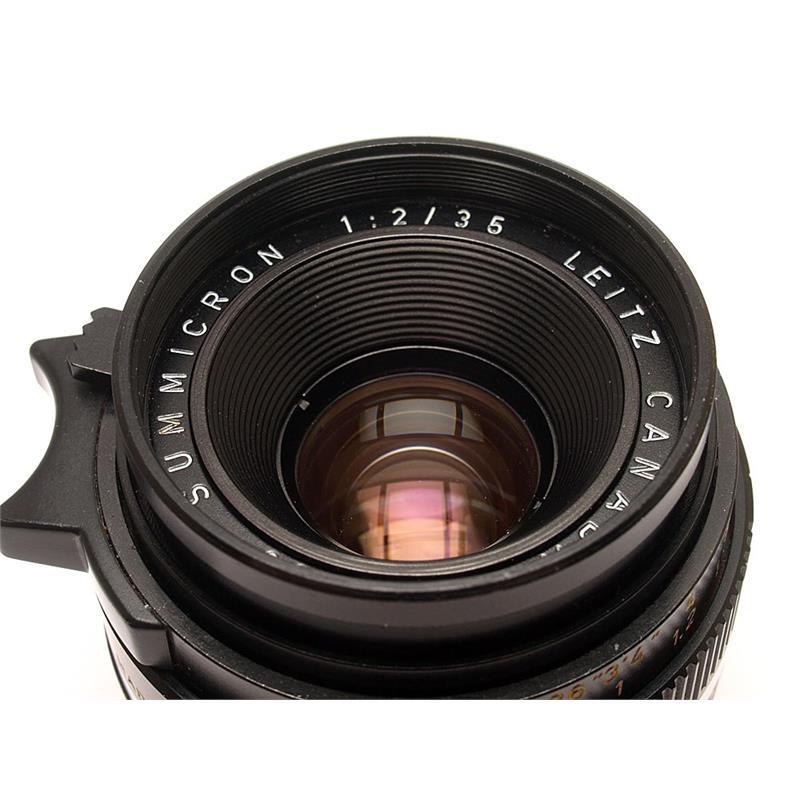 Leica 35mm F2 Black Thumbnail Image 1