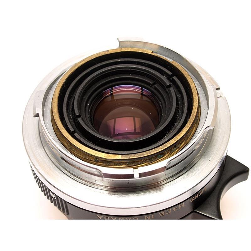 Leica 35mm F2 Black Thumbnail Image 2