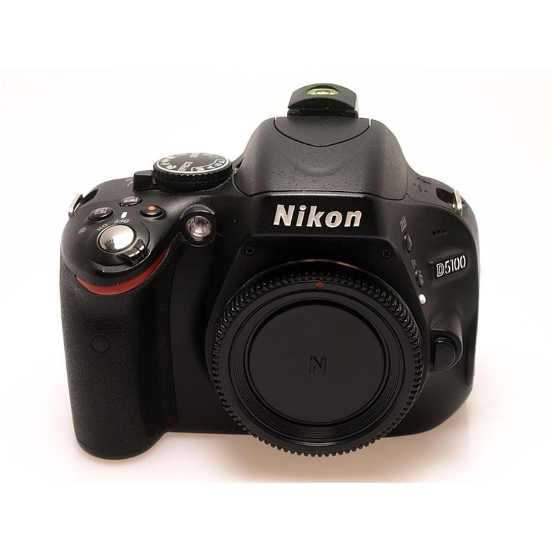 Nikon D5100 Body Only Image 1