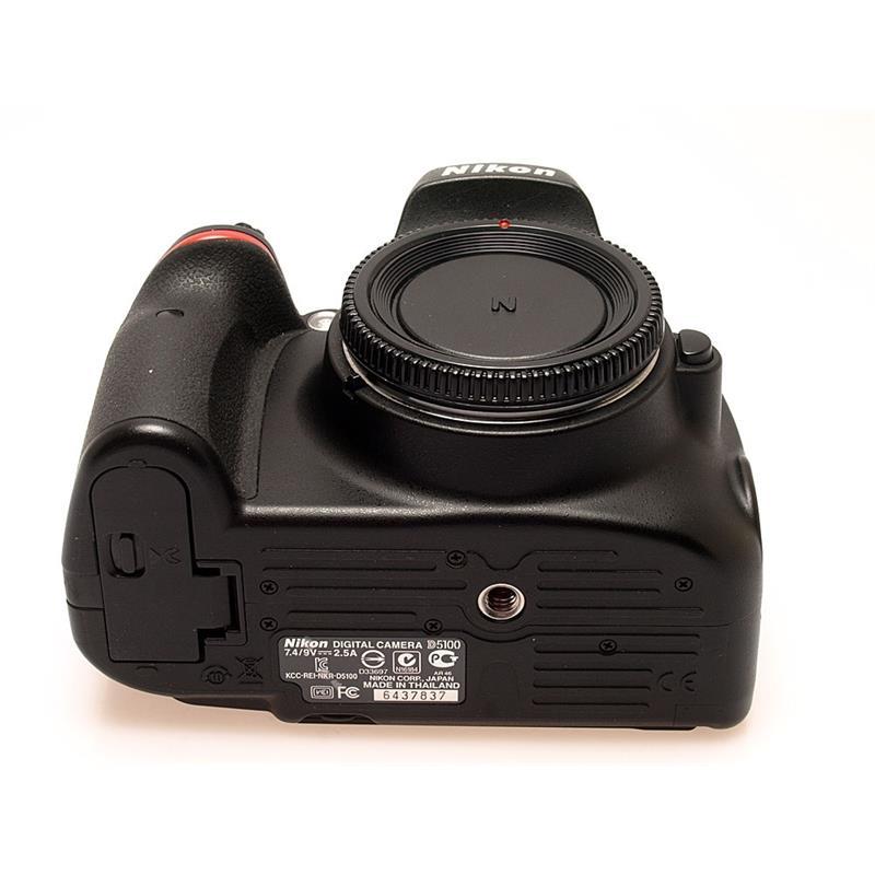 Nikon D5100 Body Only Thumbnail Image 2