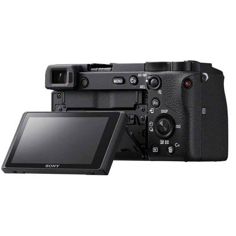 Sony Alpha 6600 Body Only - Black Thumbnail Image 2