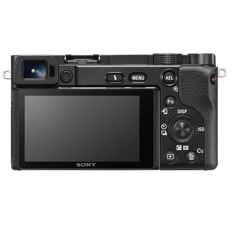 Alpha A6600 + 18-135mm - Black ~ Sony Winter Cashback Promotion Thumbnail Image 1