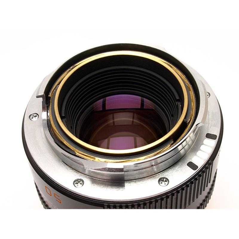 Leica 50mm F2 M Black 6bit Thumbnail Image 2