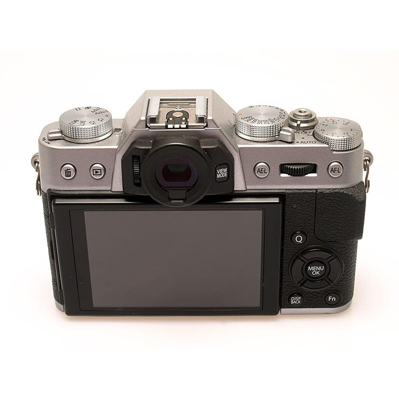 Fujifilm X-T10 Silver Body Only Thumbnail Image 1