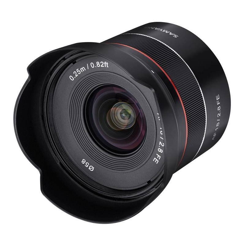 Samyang 18mm F2.8 AF - Sony FE Thumbnail Image 0