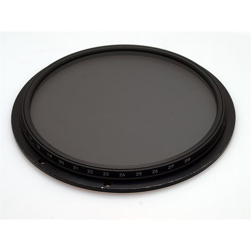 Heliopan 105mm Circular Polariser + 105mm Ring Image 1