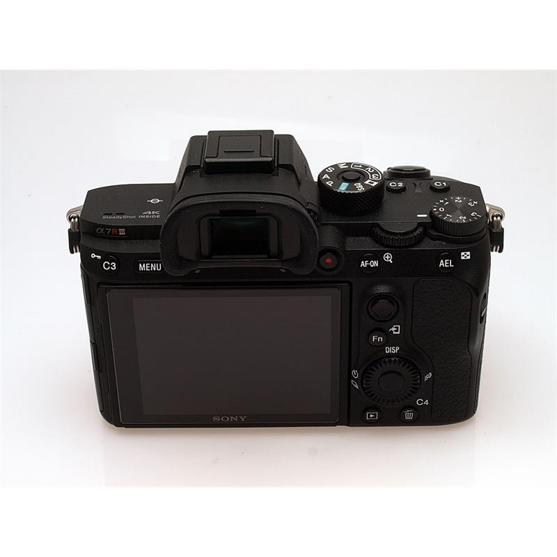 Sony Alpha 7R III Body Only Thumbnail Image 1