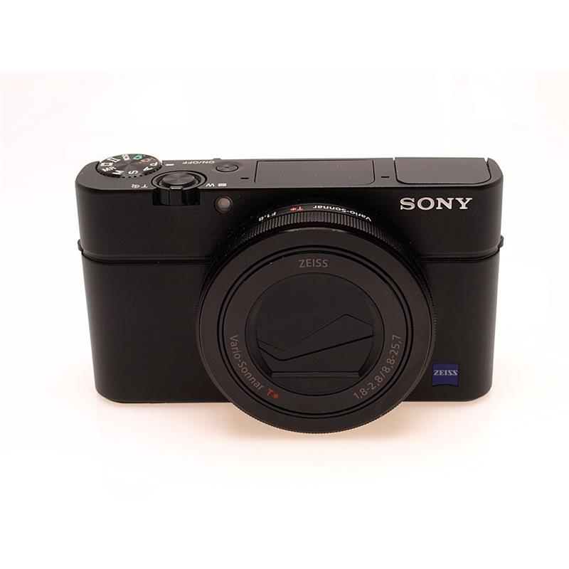 Sony DSC RX100 III Thumbnail Image 0